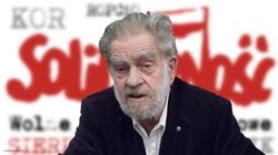 Andrzej Gwiazda: Nie mieliśmy już cienia wątpliwości, że Wałęsa jest agentem bezpieki - miniaturka