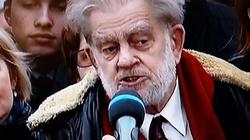Gwiazda dla Frondy: Obyśmy nie mieli takiego prezydenta przez 500 lat - miniaturka