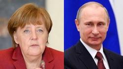 Merkel grozi Rosji. Chodzi o ataki hakerskie - miniaturka