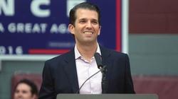 Syn Trumpa zakażony koronawirusem  - miniaturka