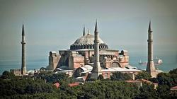 """Turcja """"zemści się"""" na papieżu i zmieni Hagię Sofię w meczet? - miniaturka"""