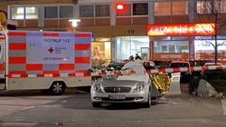 Zamach w Hanau. Niemcy. Ambasada RP informuje, że nie ma ofiar wśród Polaków - miniaturka