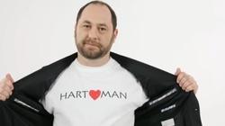 Hartman: Kościół nie zasługuje na żaden szacunek!!! - miniaturka