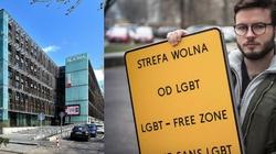 Zawirowania na Czerskiej. Są  ,,Strefy wolne od LGBT'' czy nie? - miniaturka