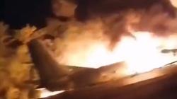 Katastrofa samolotu nad Ukrainą. Nie żyje ponad 20 osób - miniaturka