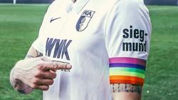 Kolorami LGBT niemieccy piłkarze uczczą rocznicę wyzwolenia Auschwitz - miniaturka