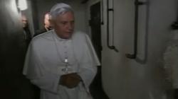 ,,Gdzie był Bóg w tamtych dniach?''. Benedykt XVI w Auschwitz - miniaturka