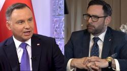 Prezydent: Od prezesa Orlenu oczekujemy dobrego zarządzania. Obajtek radzi sobie świetnie  - miniaturka