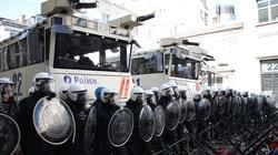 Demonstracja w Brukseli. Zatrzymanych blisko 500 osób - miniaturka