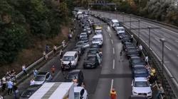 Zamach w Berlinie. Imigrant spowodował trzy wypadki na autostradzie  - miniaturka