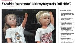 GW straszy lalkami, które 'robią Heil Hitler' - miniaturka