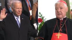 Kard. Müller: Biden stoi na czele programu dechrystianizacji Zachodu - miniaturka
