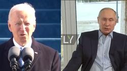 Biden rozmawiał z Putinem. Poruszono kwestię Nord Stream 2? - miniaturka