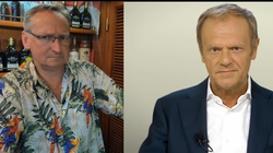 Cejrowski ostro o szefie EPL: ,,chłystek Donald Tusek''  - miniaturka