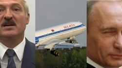 Na zamieszaniu wokół białoruskiego lotnictwa spróbuje skorzystać Moskwa - miniaturka