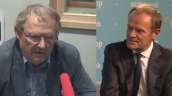 Michnik organizuje debatę z Tuskiem. Tarczyński: Wyborczej wychodzi jedynie pisanie powieści fantastycznych  - miniaturka