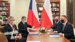 Prezydent Duda: Na to nie można się zgodzić! Prezydent Czech: Wspieramy Polskę! - miniaturka