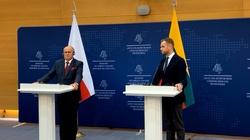 Prof. Rau na Litwie: W obliczu zagrożenia musimy działać razem! - miniaturka