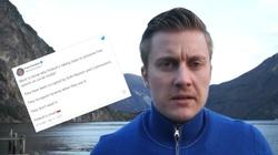 Wyjątkowo popularny wpis szwedzkiego dziennikarza. Napisał o mądrości Polaków - miniaturka