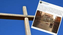 Katolickie świątynie atakowane w całej Europie. We Włoszech sprofanowano Najświętszy Sakrament  - miniaturka