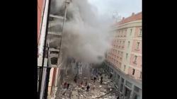 Eksplozja w Madrycie. Są ofiary śmiertelne  - miniaturka