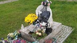 DZICZ!!! Aborcjoniści zdewastowali pomnik dzieci nienarodzonych  - miniaturka