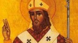 Święty Hilary z Poitiers, biskup i doktor Kościoła - miniaturka