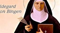 Św. Hildegarda: katolicki Steve Jobs kontra ksiądz Sowa - miniaturka