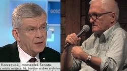 Stanisław Karczewski wyjaśnia, czy będzie kara dla Jana T. Grossa - miniaturka