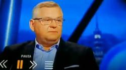Hit! Kobieta dzwoni do programu TVN24, aby podziękować za udział stacji w wygranej Andrzeja Dudy - miniaturka