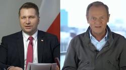 Czarnek odpowiada Tuskowi: W Polsce mamy wolność, nie dyktaturę lewactwa - miniaturka