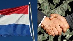 480 mln euro kary dla holenderskiego banku państwowego za pranie brudnych pieniędzy - miniaturka