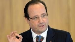 Hollande naraził się Ukrainie - miniaturka