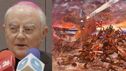 Abp Hoser: Dziękujmy Bogu, że ocalił Warszawę i Europę przed bolszewikami! - miniaturka