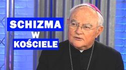 Abp Henryk Hoser: W Kościele w każdej chwili może nastąpić schizma - miniaturka