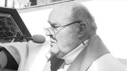 Ks. Stanisław ,,Orzech'' Orzechowski odszedł do Domu Ojca. Miał 82 lata  - miniaturka