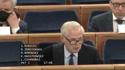 Senacka komisja przeciw podwyżkom wynagrodzeń polityków  - miniaturka