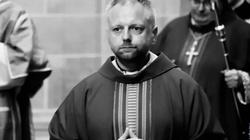 Zmarł nagle ks. Paweł Mielecki, kapelan policji małopolskiej - miniaturka