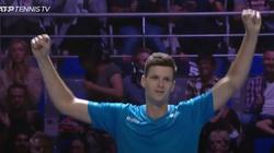 [Wideo] Brawo Huert Hurkacz! Polak wygrał prestiżowy turniej tenisa we Francji - miniaturka