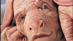 Świńsko - ludzka hybryda jako dawca narządów może przemienić się w potwora z ludzkim mózgiem? - miniaturka