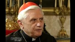 Kard. Józef Ratzinger dla Frondy: Relatywizm zagraża całej ludzkości - miniaturka