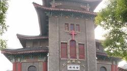 Chińczycy wydali oficjalny zakaz wpuszczania dzieci do kościołów - miniaturka