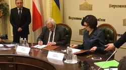 Polscy i ukraińscy parlamentarzyści wspólnie mówią NIE rosyjskiej agresji - miniaturka