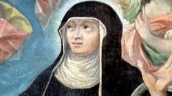 Św. Elżbieta z Schönau - przyjaciółka wielkiej Hildegardy - miniaturka