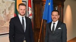 Litwa negocjuje z Irakiem w sprawie napływu nielegalnych imigrantów - miniaturka