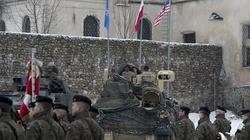 Sondaż. Większość Polaków popiera zwiększenie obecności wojsk USA w Polsce  - miniaturka