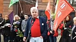 Ikonowicz: Polacy, więcej tolerancji: Mój zięć jest podobny do bin Ladena - miniaturka