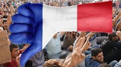 Francja: Antyimigranckie protesty w całym kraju! - miniaturka