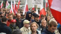 Protesty przeciw imigrantom w różnych miastach Polski - miniaturka