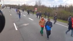 Nielegalni imigranci w Polsce. Ukryli się w naczepie - miniaturka